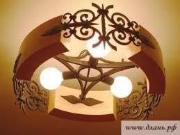 Деревянные люстры, благодаря своей изысканной красоте, готовы украсить любое помещение